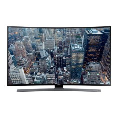 "Foto Smart TV LED 48"" Samsung Série 6 4K UN48JU6700 4 HDMI"