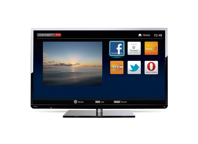 cfc8f6cbe40 Smart TV LED 48