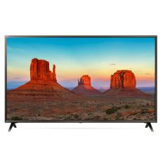 "Foto Smart TV LED 49"" LG ThinQ AI 4K 49UK6310PSE 3 HDMI"
