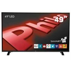 """Smart TV TV LED 49"""" Philco Full HD PH49E30DSGW 3 HDMI"""