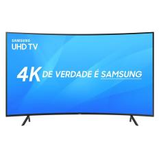 "Foto Smart TV LED 49"" Samsung 4K HDR 49NU7300 3 HDMI"