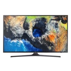 "Foto Smart TV LED 49"" Samsung Série 6 4K HDR 49MU6100"