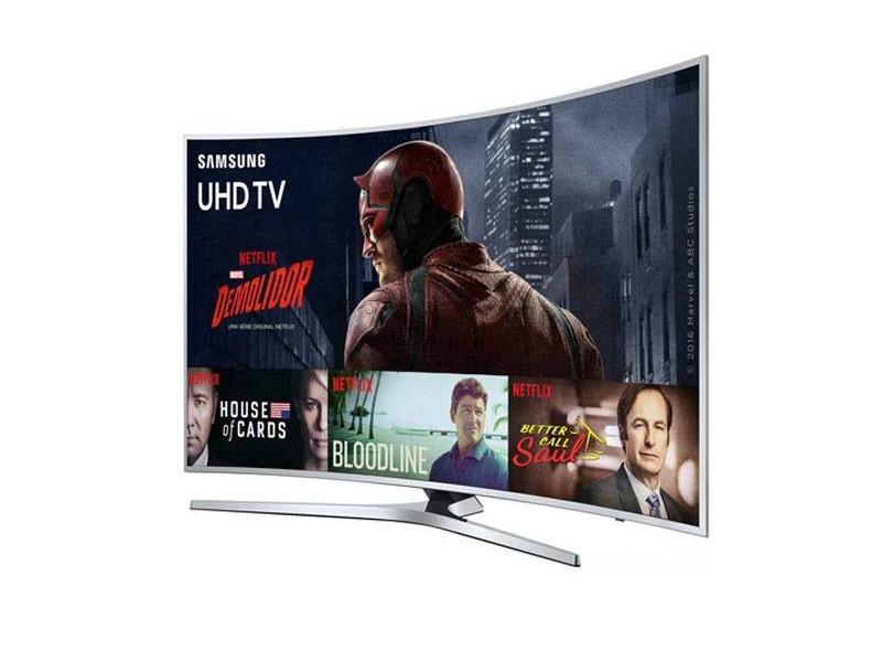 81db58f3b TV 3 HDMI Samsung Série 6 UN49KU6500