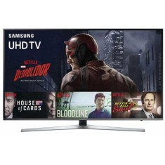 "Smart TV LED 49"" Samsung Série 6 4K HDR UN49KU6400"