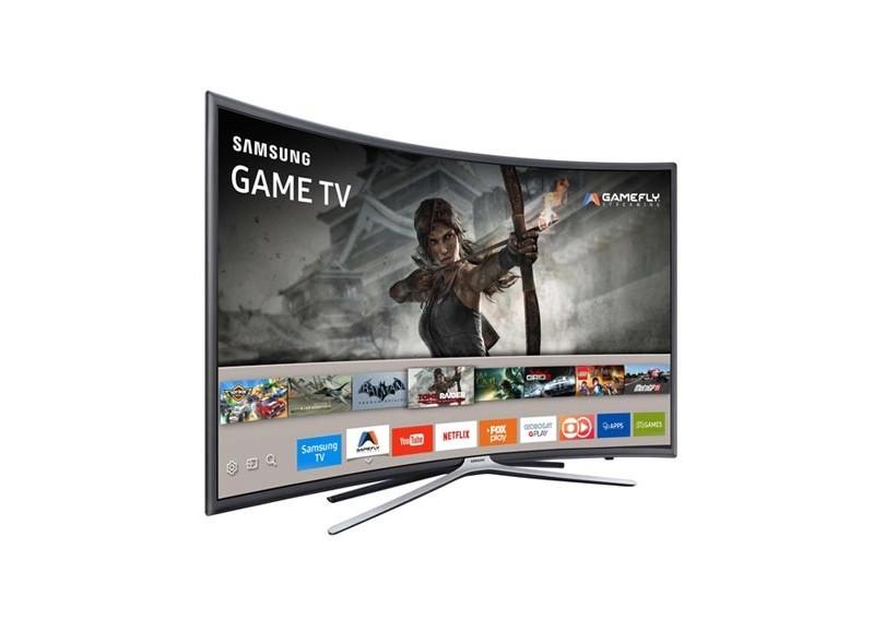 0162a6280 Smart TV LED 49