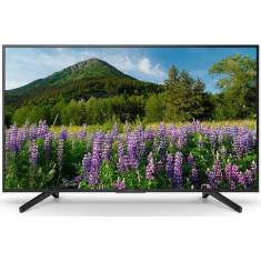 "Foto Smart TV LED 49"" Sony 4K KD-49X705F 3 HDMI"