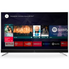 "Foto Smart TV LED 49"" TCL 4K 49C2US 3 HDMI"