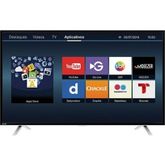 "Foto Smart TV LED 49"" Toshiba Full HD 49L2600 3 HDMI"