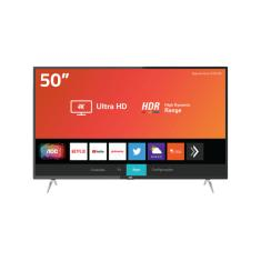 "Smart TV TV LED 50"" AOC 4K HDR 50U6295 3 HDMI"