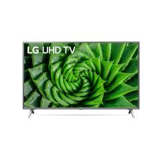 "Smart TV TV LED 50"" LG ThinQ AI 4K HDR 50UN8000PSD 4 HDMI"