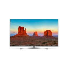 "Foto Smart TV LED 50"" LG ThinQ AI 4K 50UK6510PSF 4 HDMI"