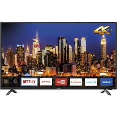 "Smart TV TV LED 50"" Philco 4K Netflix PTV50G60SN 4 HDMI"
