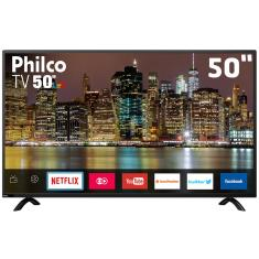 "Foto Smart TV LED 50"" Philco Full HD PTV50E60SN 3 HDMI"