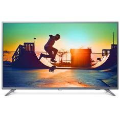 "Foto Smart TV LED 50"" Philips 4K 50PUG6513 3 HDMI"