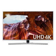 "Smart TV LED 50"" Samsung 4K UN50RU7450 3 HDMI"