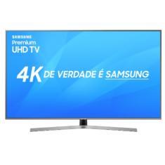 """Smart TV LED 50"""" Samsung Série 7 4K HDR 50NU7400"""