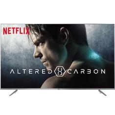 """Smart TV LED 50"""" TCL 4K HDR P6US 3 HDMI"""
