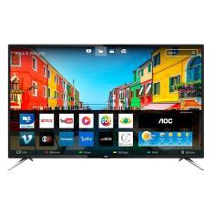 "Smart TV LED 55"" AOC 4K LE55U7970S 4 HDMI LAN (Rede)"