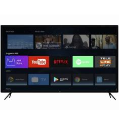 "Smart TV TV LED 55"" HQ 4K HQSTV55NY 3 HDMI"