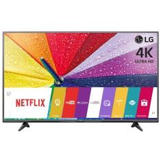"Smart TV LED 55"" LG 4K 55UF6800 2 HDMI"