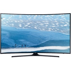 "Smart TV LED 55"" Samsung 4K HDR UN55KU6300 3 HDMI"