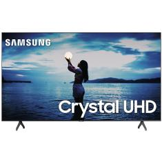 "Smart TV TV LED 55"" Samsung Crystal 4K HDR UN55TU7020GXZD 2 HDMI"