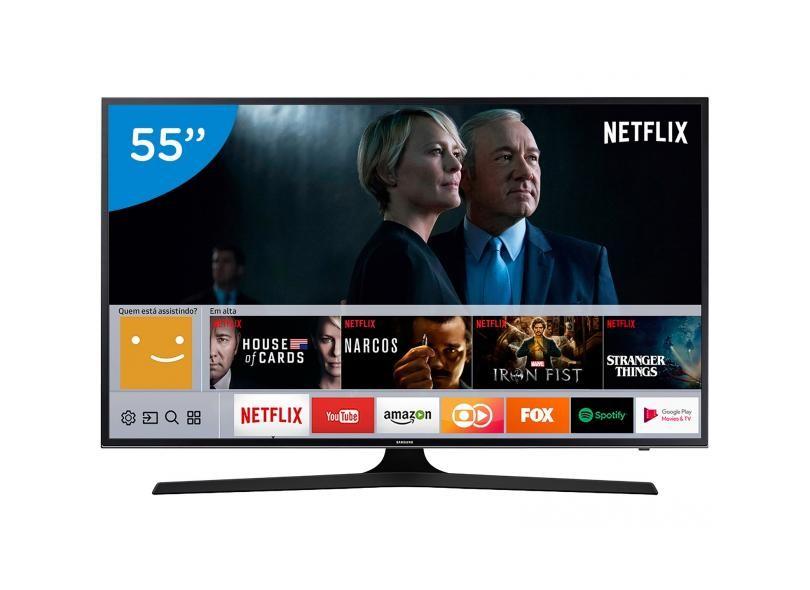 944cb0d39 TV 3 HDMI Samsung Série 6 55MU6100