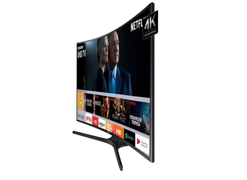 521868fe1 TV 3 HDMI Samsung Série 6 55MU6300