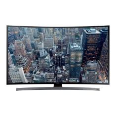 "Smart TV LED 55"" Samsung Série 6 4K UN55JU6700 4 HDMI"