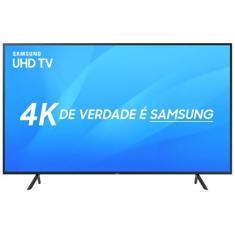 """Smart TV LED 55"""" Samsung Série 7 4K HDR 55NU7100"""