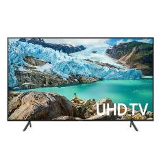 "Smart TV LED 55"" Samsung RU7100 4K HDR 55RU7100"