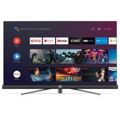 """Smart TV LED 55"""" TCL 4K C6 3 HDMI LAN (Rede)"""