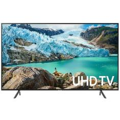 "Smart TV TV LED 58"" Samsung Série 7 4K HDR UN58RU7100GXZD 3 HDMI"