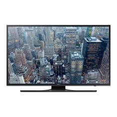 "Foto Smart TV LED 60"" Samsung Série 6 4K UN60JU6500 4 HDMI"