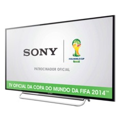 "Foto Smart TV LED 60"" Sony Bravia Full HD KDL-60W605B 4 HDMI"