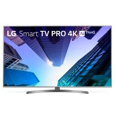 """Smart TV LED 65"""" LG ThinQ AI 4K 65UK651C 3 HDMI"""