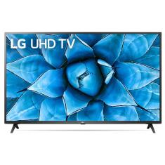 "Smart TV TV LED 65"" LG ThinQ AI 4K HDR 65UN7310C 3 HDMI"