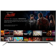 "Foto Smart TV LED 65"" Philco 4K PH65G60DSGWAG 3 HDMI"