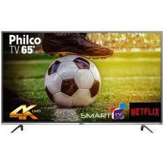 "Smart TV LED 65"" Philco 4K PTV65F60DSWN 3 HDMI"