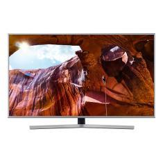 """Smart TV LED 65"""" Samsung RU7400 4K 65RU7400 3 HDMI"""