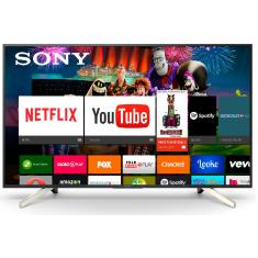"Foto Smart TV LED 65"" Sony 4K KD-65X755F 4 HDMI"