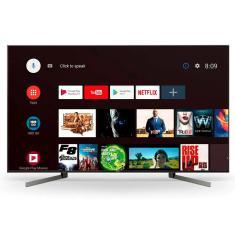 "Smart TV LED 65"" Sony X955G 4K XBR-65X955G 4 HDMI"