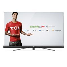 """Smart TV LED 65"""" TCL 4K HDR C6 3 HDMI"""