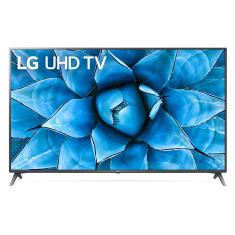 "Smart TV TV LED 70"" LG ThinQ AI 4K HDR 70UN7310PSC 3 HDMI"