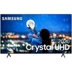"Smart TV TV LED 70"" Samsung Crystal 4K HDR UN70TU7000GXZD 2 HDMI"