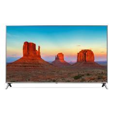 """Smart TV LED 75"""" LG ThinQ AI 4K HDR 75UK6520PSA"""