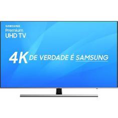 """Smart TV LED 75"""" Samsung 4K 75NU8000 4 HDMI"""