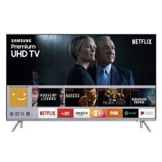 "Smart TV LED 82"" Samsung Série 7 4K HDR UN82MU7000"