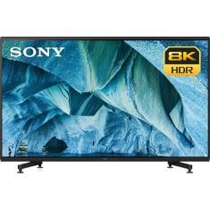 "Smart TV TV LED 85"" Sony Master Series 8K HDR Netflix XBR-85Z9G 4 HDMI"