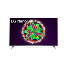 "Smart TV TV Nano Cristal 50"" LG ThinQ AI 4K HDR 50NANO79SND 3 HDMI"